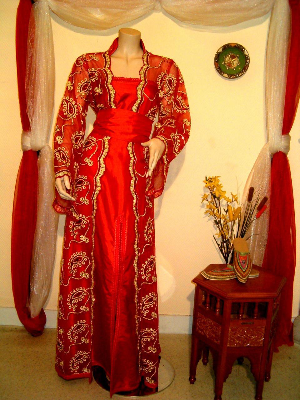 صور خصائص العروس الجزائرية العصرية