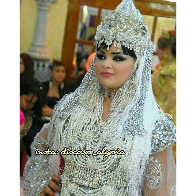 صوره خصائص العروس الجزائرية العصرية