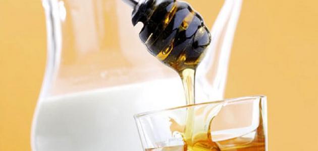 فوائد الحليب بالعسل قَبل النوم
