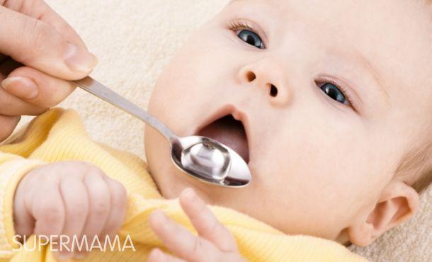 صوره اسباب وعلاج الاسهال عند الرضع