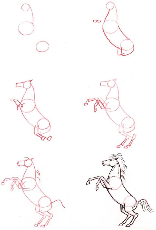 صوره اسهل طرق لتعلم الرسم
