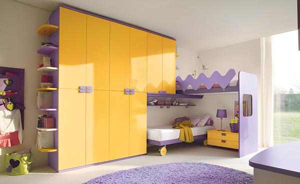 صوره تصاميم غرف اطفال حديثه