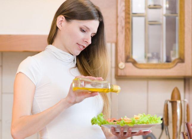 صوره فوائد زيت الخروع للحامل في الشهر التاسع