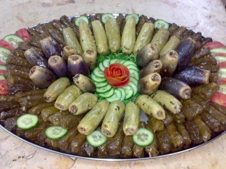 صوره احلى طبخات سورية بالصور