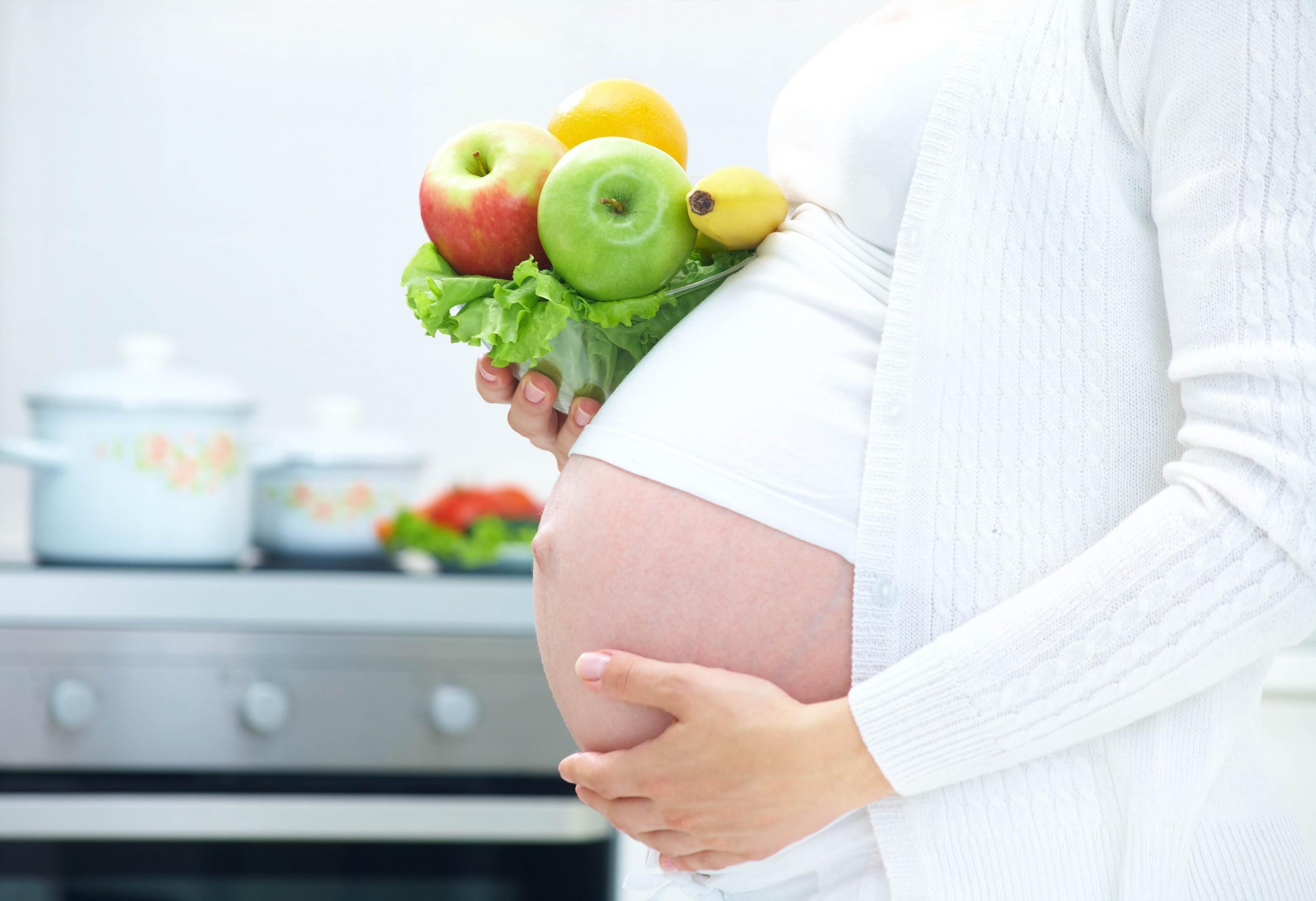 بالصور الاكل الصحي للحامل في الشهر الثامن 20160704 1672