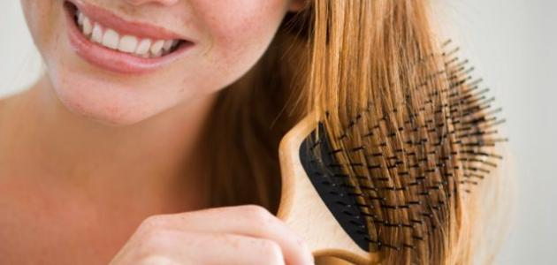 تفسير حِلم تمشيط الشعر