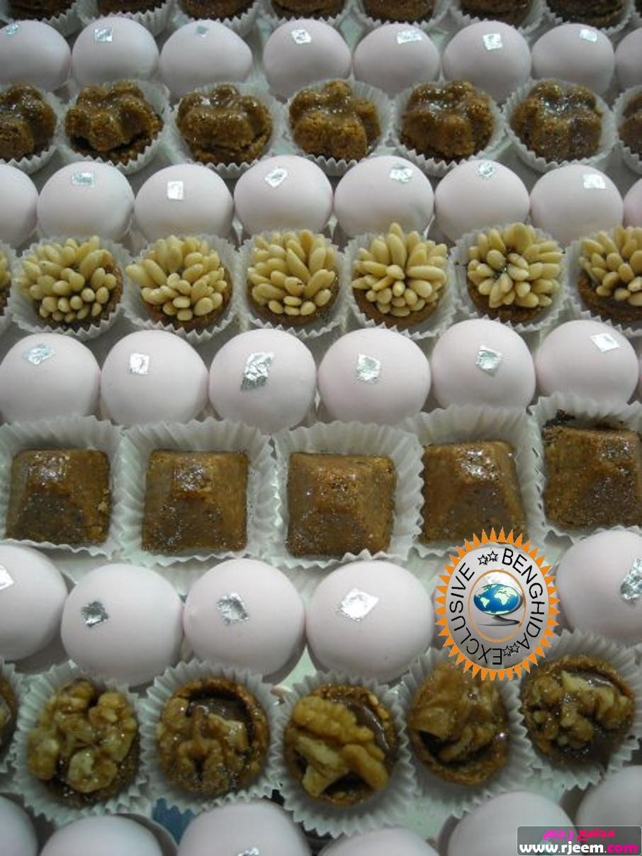 تزيين الحلويات في صينية العروس i7cxi63988wtupqn2z2.