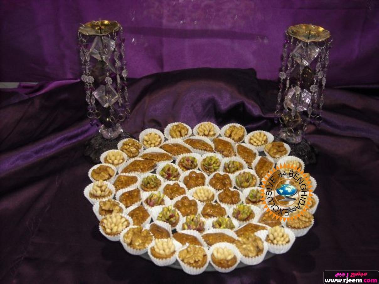 تزيين الحلويات في صينية العروس 4wx8iski1x9epm7opsd3