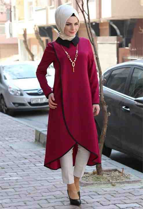 بالصور ملابس محجبات شتوية 2019 20160704 2212