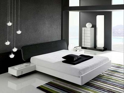 افكار ديكورات غرف نوم بيضاءَ بالصور