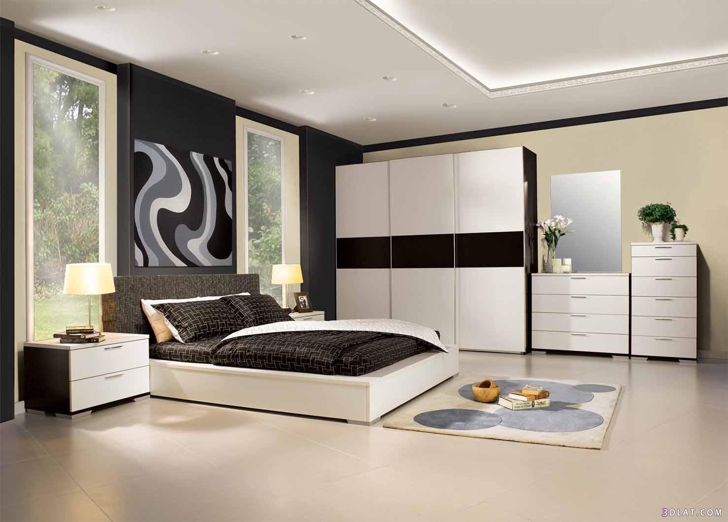 بالصور ديكورات غرف نوم عصرية 20160704 257