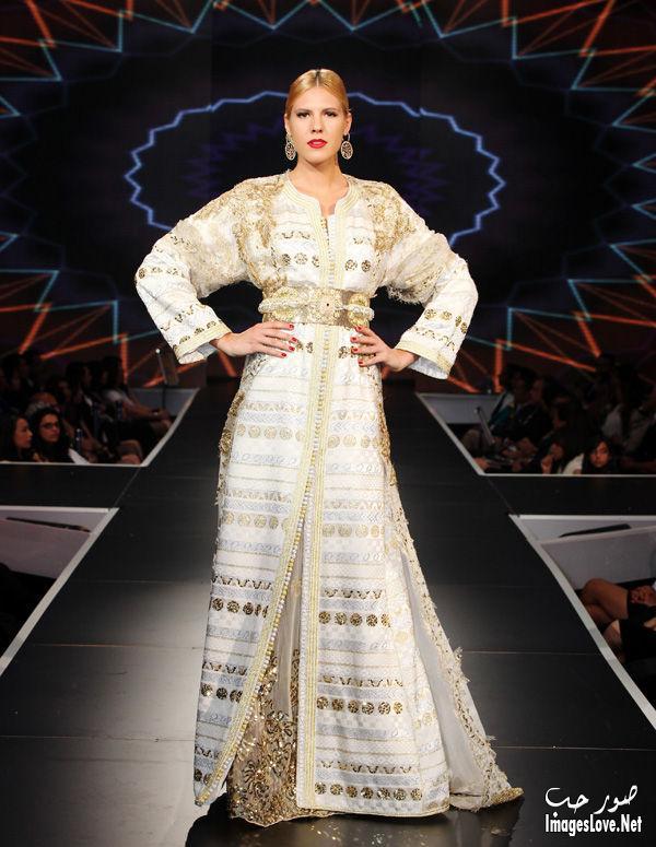 ابهري صحباتك  صور عبايات مغربية للسهرة عبايات سواريه مغربية Moroccan Abaya designs