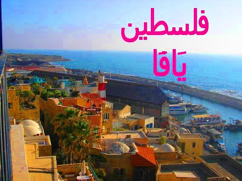 صوره تاريخ مدينة يافا الفلسطينية