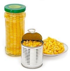 صوره السعرات الحرارية في الذرة المعلبة