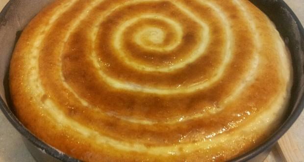 صوره طريقة عمل الكيكه الحلزونيه