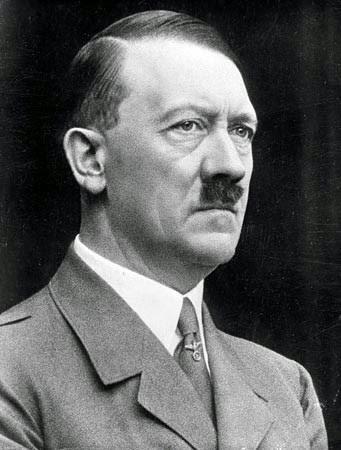 صوره من اقوال هيتلر الماثوره
