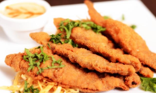صورة طريقة عمل اسكالوب بانيه للشيف حسن , تحضير اطعم اسكالوب بانية 20160705 1