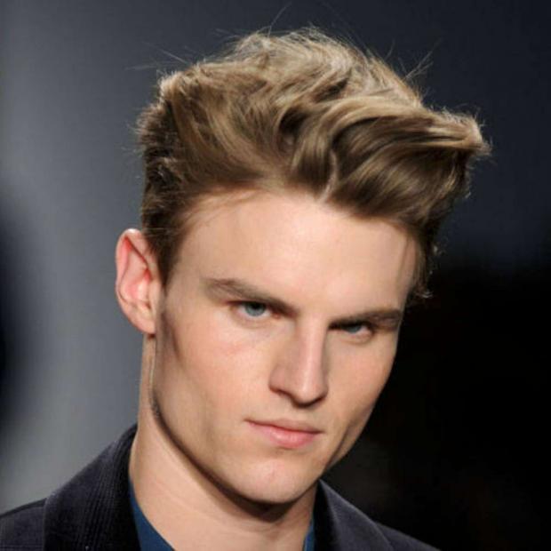 صوره انواع تسريحات الشعر للرجال
