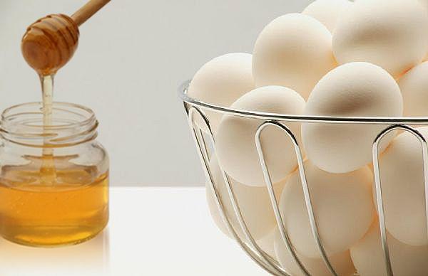 صورة ماسك العسل والبيض للشعر , ماسك العسل والبيض للشعر نتيجتها وهم للشعر 20160705 1301