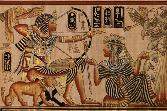 صوره الفراعنه المصريين والحضارة الفرعونية