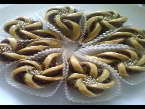 صوره الحلوة المغربية طريقة عمل حلويات مغربية