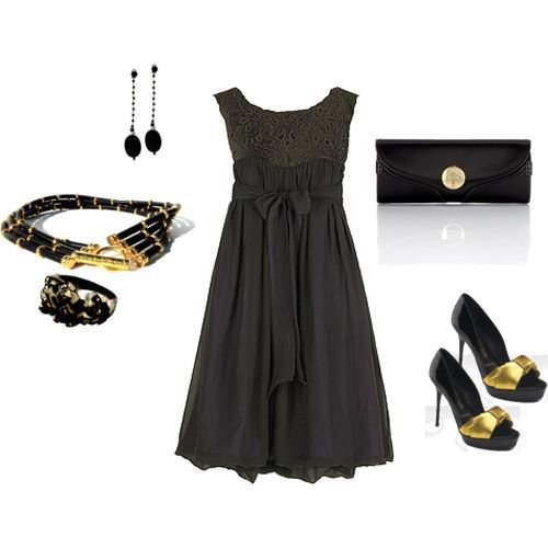 صوره صور اجمل فستان سواريه