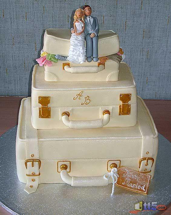 صوره اجمل تورت عيد زواج حلوه