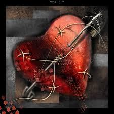 صوره صور قلوب جريحة  الفراق صور قلوب مجروحة