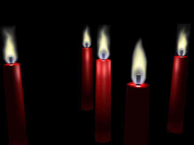 اجمل صور شَموع متحركة رومانسية<br /> شَمع متحرك حِمراءَ بجودة عالية 2017 2017_1412110576_259.