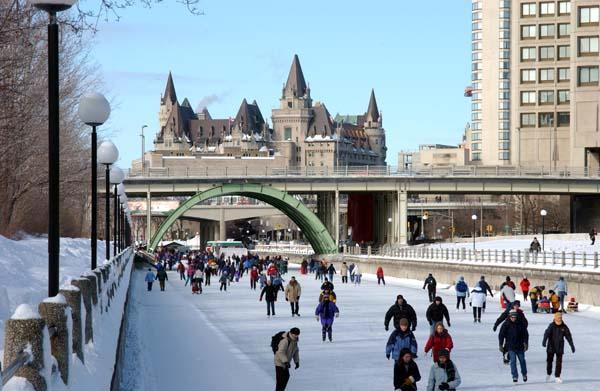 صوره رحلتي الى كندا بالصور