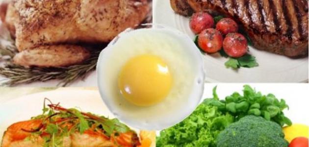صوره اكلات بها حديد اطعمة تحتوي على نسبة عالية من الحديد لمحاربة الانيميا