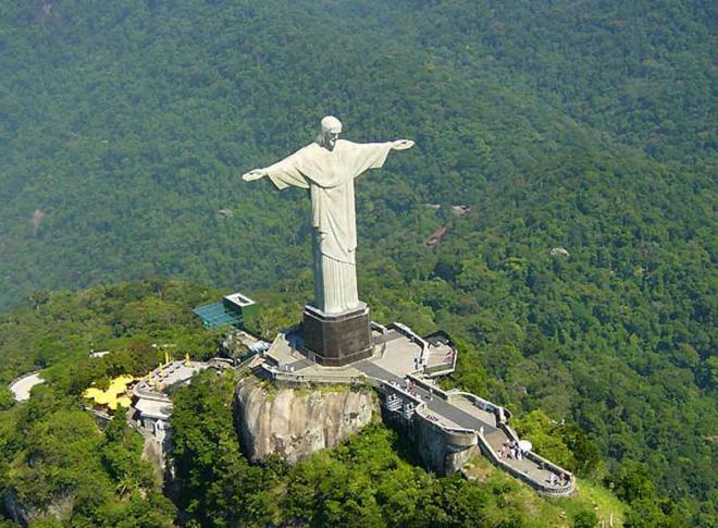 صوره الاماكن السياحية في ريو دي جانيرو البرازيلية