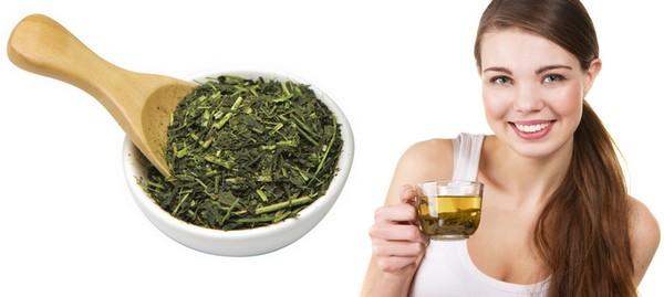 صوره الشاي للشعر الجاف 9 استخدامات جمالية للشعر  الشاي الاسود