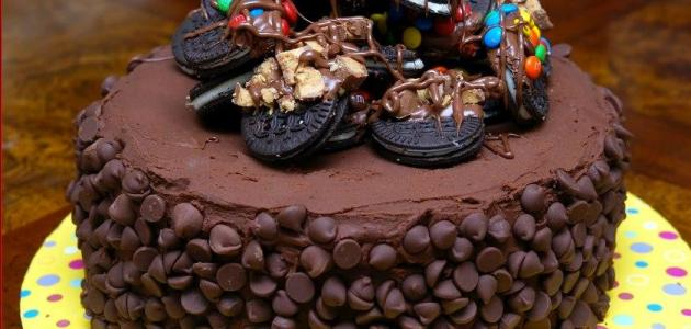 صوره كيفية صنع تورتة الشوكولاتة و كيف تحضريها فى المنزل