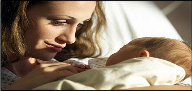 اجازة رعاية المولود