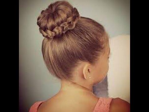 بالصور تسريحات الشعر الطويل للاطفال انيقة جميلة تسريحة 20160707 350