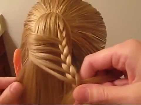 بالصور تسريحات الشعر الطويل للاطفال انيقة جميلة تسريحة 20160707 353