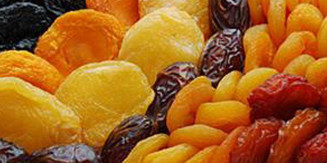 صوره فوائد الفواكه المجففة والرجيم