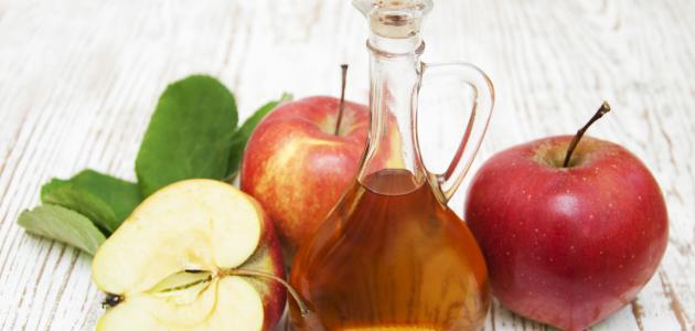 فوائد خل ألتفاحِ لشد ألجسم