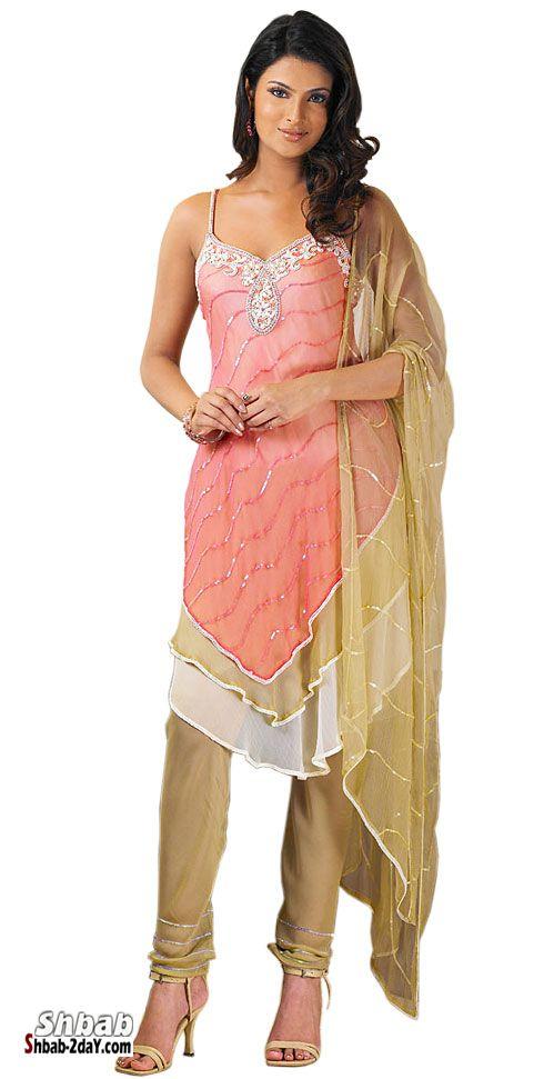 بالصور اجمل الملابس الهندية للبنات 20160708 1202