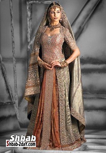 بالصور اجمل الملابس الهندية للبنات 20160708 1207