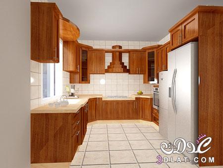 صوره صور احدث مطبخ خشب