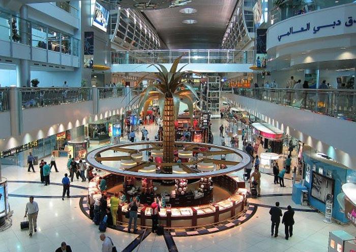سوفَ دبي مول العالمي مِن الداخل