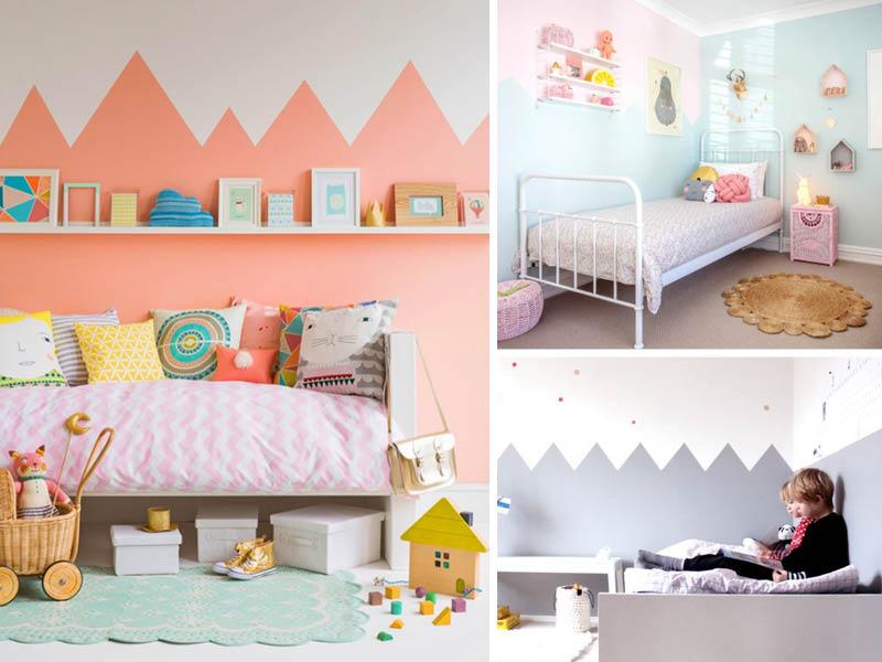 صوره اروع غرف نوم اطفال