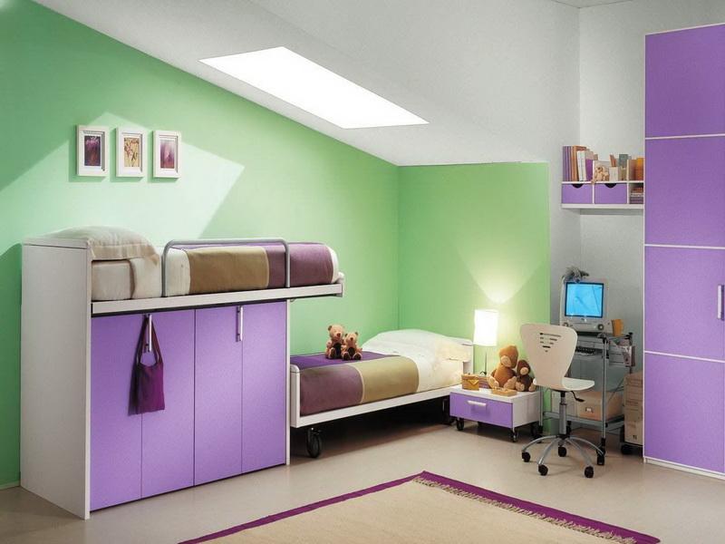 ديكورات غرف نوم اطفال 1)