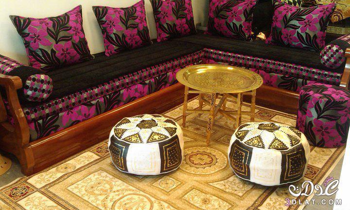 بالصور صالونات المغربية2016تشكيلة مِن الصالونات المغربية 3dlat.com_1415542089