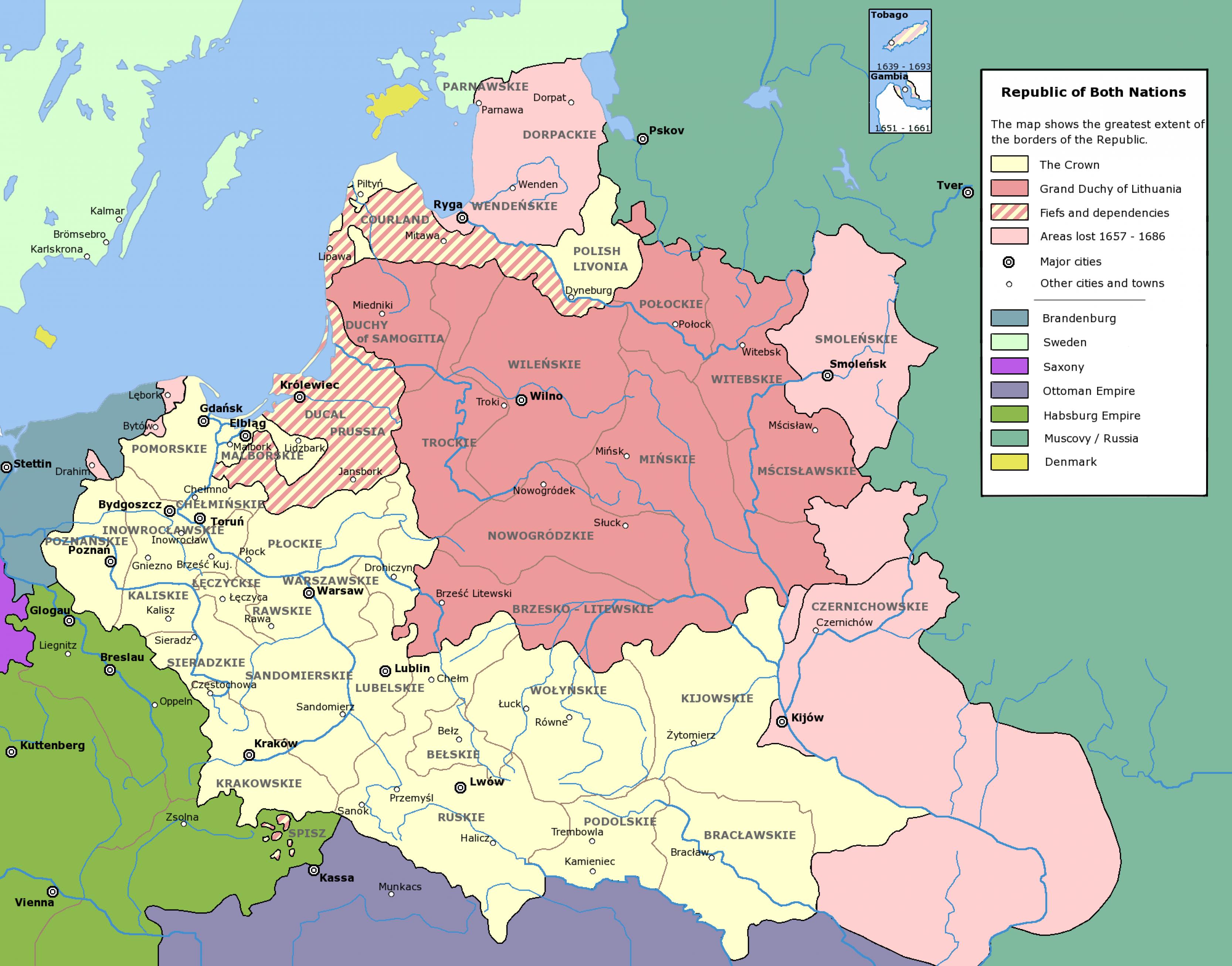 صوره ما هي عاصمة بولندا
