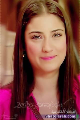 صوره الاسم الحقيقي لفريحة الممثلة التركية