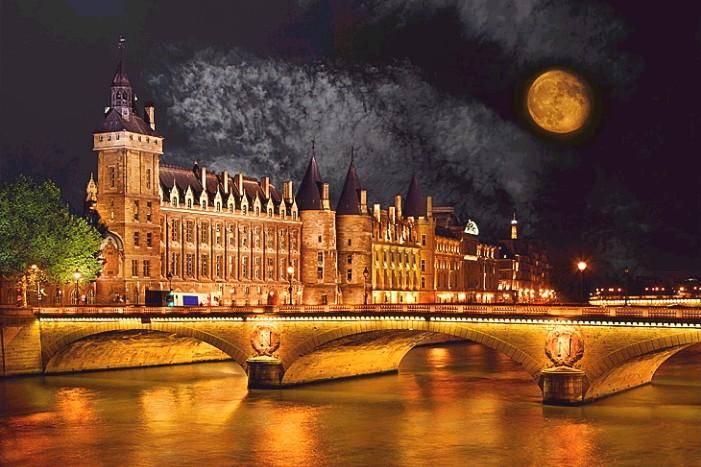 بالصور اجمل شوارع هي شوارع باريس 20160708 942