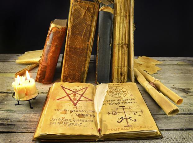 صوره مجموعة عباد الشيطان ومعتقداتهم